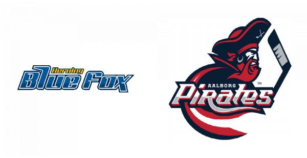 Herning Blue Fox vs. Aalborg Pirates