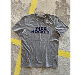 T-shirt - grå (voksen)