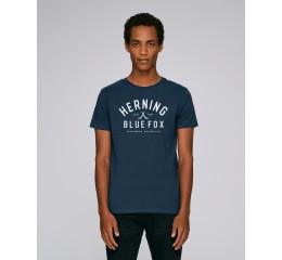 T-shirt - marineblå