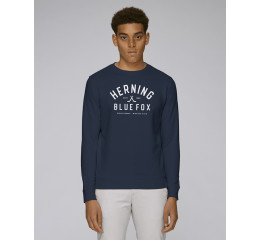 Sweatshirt - marineblå