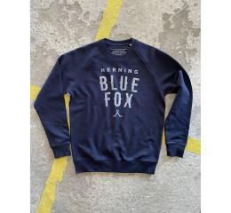 Sweatshirt - marineblå (barn)