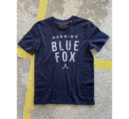 T-shirt - marineblå (barn)
